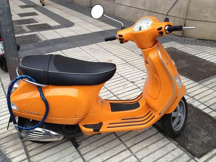 seguros para scooter