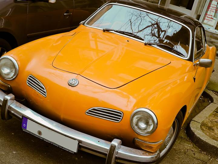 coche clasico historico