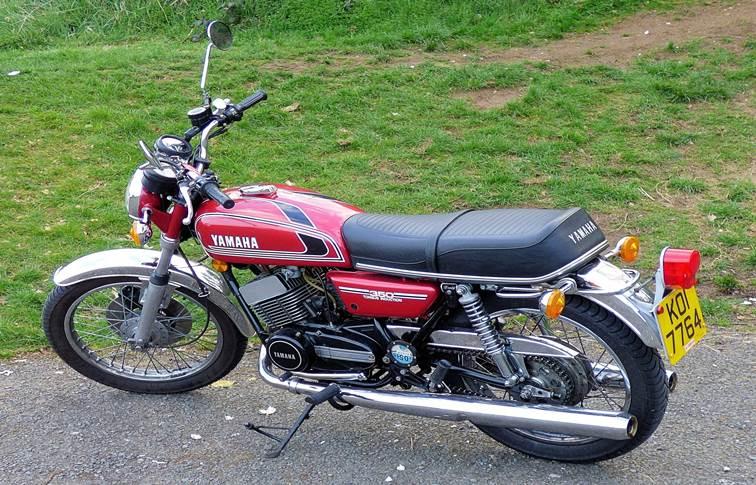 moto clasico historica