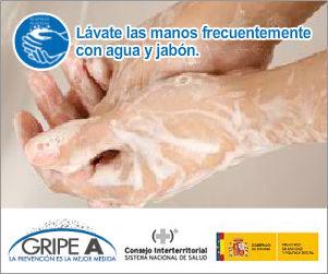 gripe-a-lavar-manos